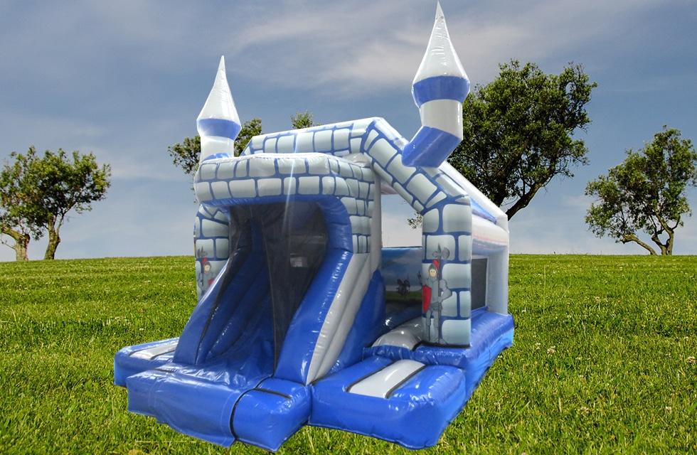Château gonflable bouncer château fort