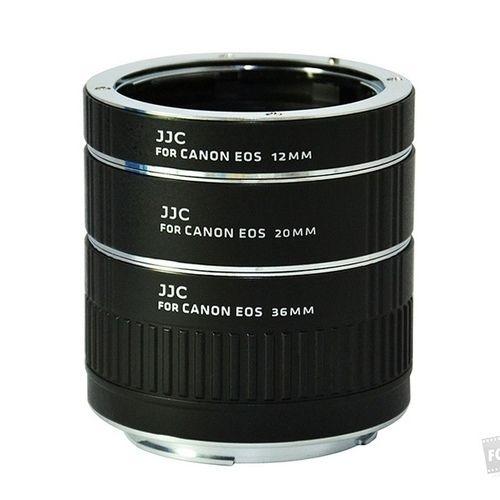 23a128d5f377 JJC AET-CS Canon makró közgyűrű sor