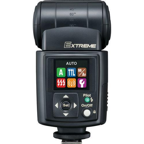 81ad690da71 Nissin MG8000 Extreme Canon välklamp