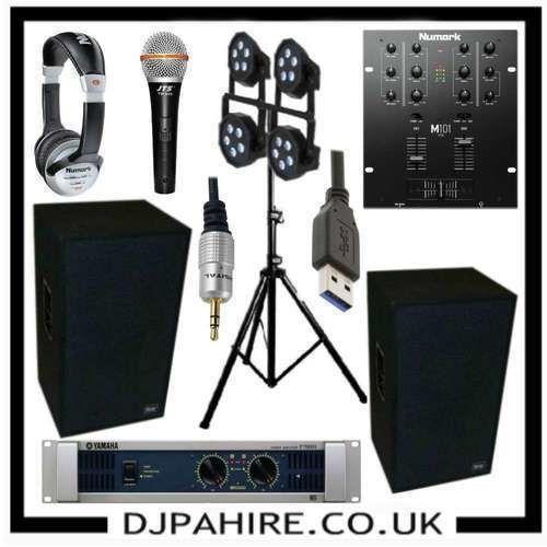 DJ Supplies Sound and Lighting Ltd